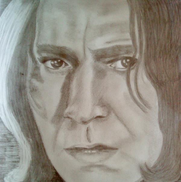 Alan Rickman by vasy